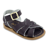 Saltwater Sandals by Hoy | Children's Original series #882 Dark Brown