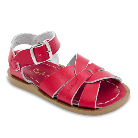 Saltwater Sandals by Hoy | Children's Original series #884 Red