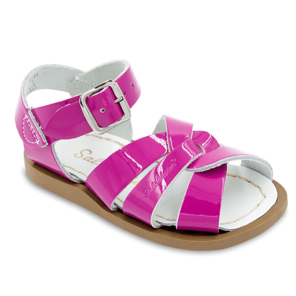 Saltwater Sandals by Hoy | Children's Original series #818 Fuschia