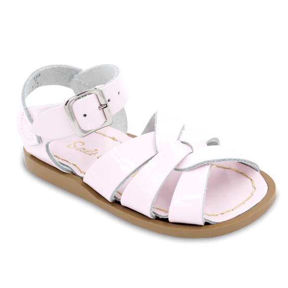 Saltwater Sandals by Hoy | Children's Original series #888 Shiny Pink