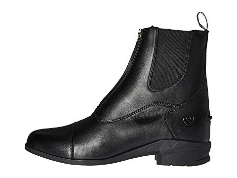Ariat 10000803 Women's Zip Up Paddock Boot Heritage Collection Black