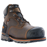 Timberland #TB092615214 Men's Boondock Composite Toe Waterproof Brown