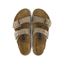 Load image into Gallery viewer, Birkenstock Arizona Soft Footbed Suede Leather