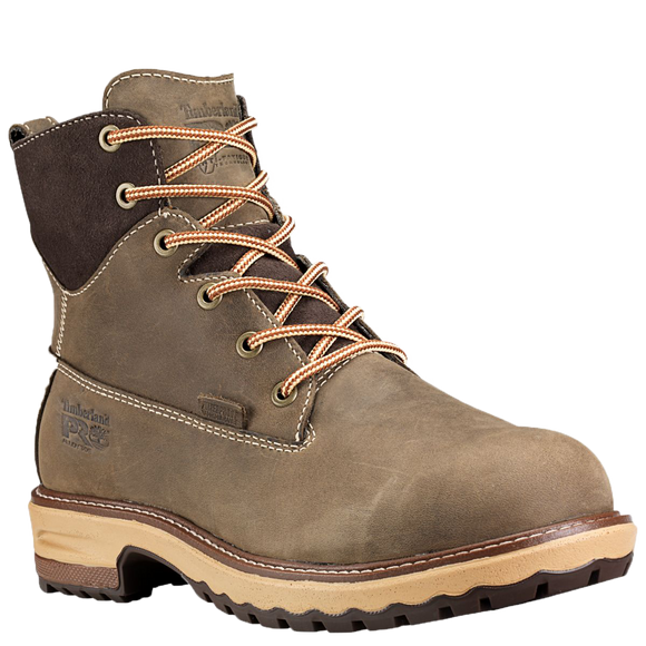 Timberland #TB0A1KIT214  Women's Hightower 6  Alloy Toe Work Boots
