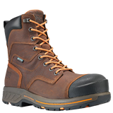 "Timberland #TB0A1RW4214 Men's Helix HD Comp Toe 8"" Brown"