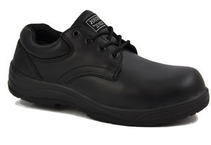 Work Zone N401BLK Mens Black Work Shoe