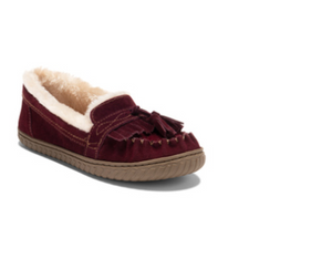Earth Origins 206884W512 Womens Yasmine Slipper Maroon