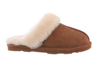 Load image into Gallery viewer, Bearpaw 671W220 Womens Loki Slide Slipper Hickory