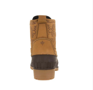 Kamik Wk2047Tan Womens Sienna H Mid Rainboot Tan
