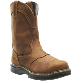 "Wolverine #W02287 Men's Anthem 10"" Wellington Steel Toe Waterproof"