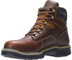 "Wolverine W02419 Men's Raider Steel-Toe 6"" Work Boot"