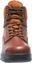 "Load image into Gallery viewer, Wolverine W03120 Men's Durashocks Direct-Attach Steel Toe Slip Resist 6"" Brown Boot"
