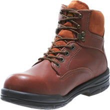 "Load image into Gallery viewer, Wolverine W03122 Men's Durashocks Direct-Attach Soft Toe Slip Resist 6"" Brown Boot"