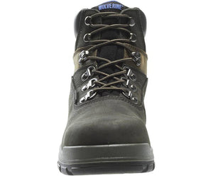 "Wolverine W10326 Men's Cabor EPX Waterproof Composite Toe 6"" Boot Black"