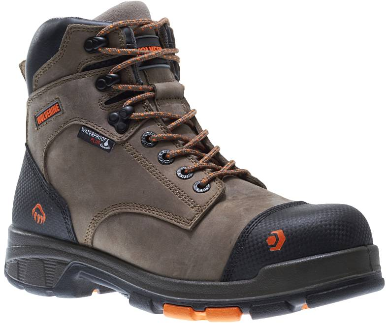 Wolverine W10653 Men's Blade LX Waterproof Carbonmax 6