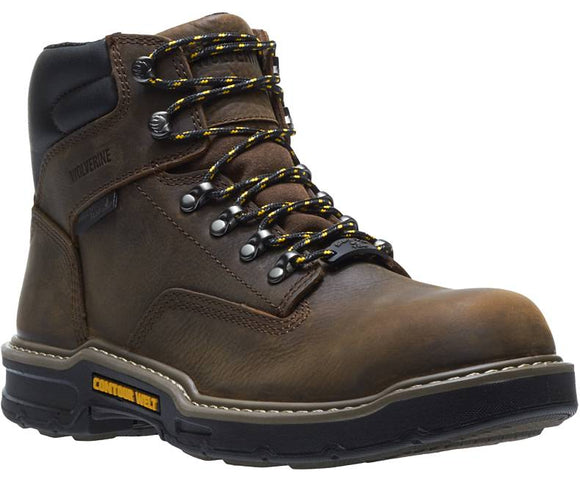 Wolverine W10847 Men's Bandit Waterproof Carbonmax 6