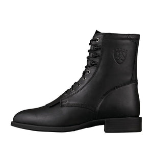 Ariat 10001980 Men's Heritage Lacer Black