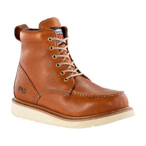 "Timberland Pro #53009 Men's Wedge 6"" Soft Toe Rust"
