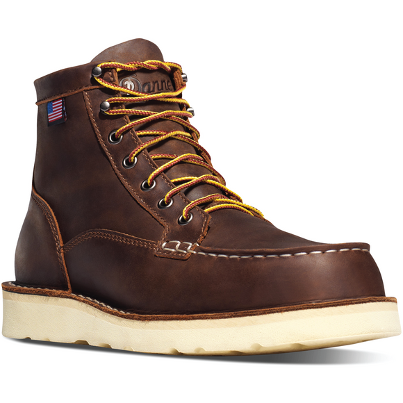 Danner #15563 Men's Bull Run Moc Toe 6