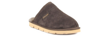 Load image into Gallery viewer, Superlamb Khulan Mens Moccasin Brown