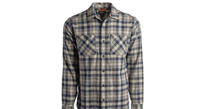 Timberland TB0A1P41AG1 Mens Woodfort Flannel