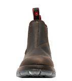 Redback Men's Great Barrier Unpu Puma Brown Aquapel