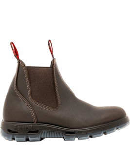 Redback Men's Great Barrier Usnpu Steel Toe Puma Brown Aquapel
