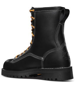Danner #11550 Men's Super Rainforest Composite Toe Black