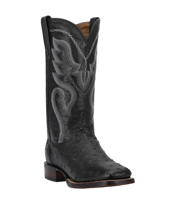 Dan Post #Dp2980  Men's Chandler Boots Black