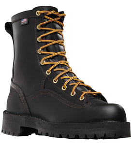 Danner #14100 Men's Rain Forest Black