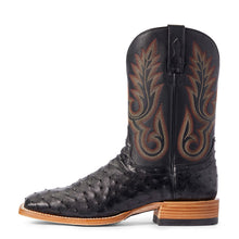 Load image into Gallery viewer, Ariat 10031577 Mens Full Quill Ostrich Western Boot