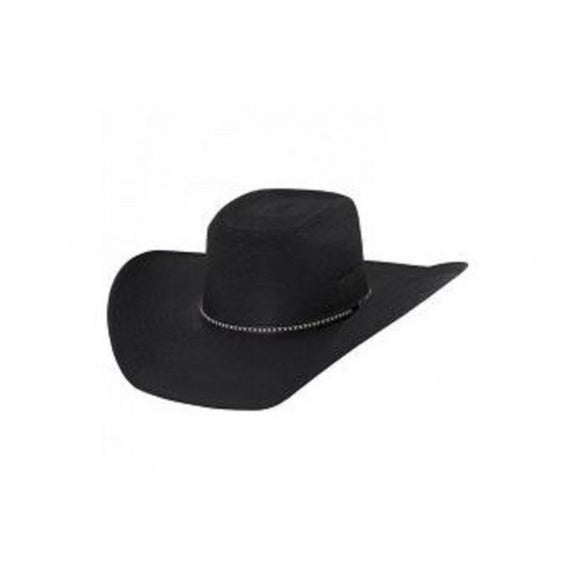Justin # Js1932Gnsrblk Men's Footwear Hat Gunslinger Black