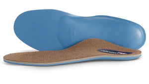 Aetrex Women's L2200  Memory Foam Med/High Arch Orthotic