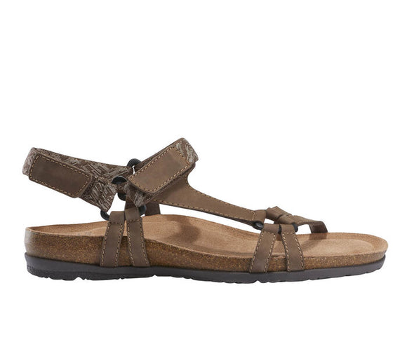 Earth Origins Fern Womens Quarter Strap Sandal