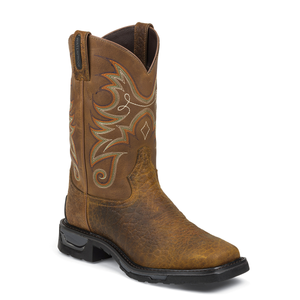 Tony Lama Tw4005 Men's TLX Waterproof Sierra Brown
