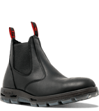 Redback Men's Bobcat 6 Inch Steel Toe Black