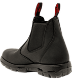 Redback Men's Easy Escape Usbbk Classic 6 Inch Steel Toe Black