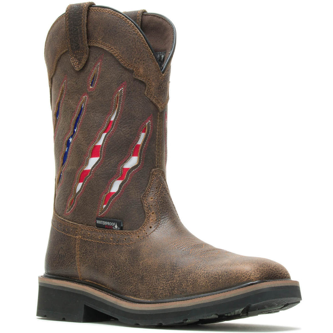 Wolverine W201218 Mens Rancher Claw 10