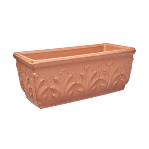 imported italian clay roma rectangle