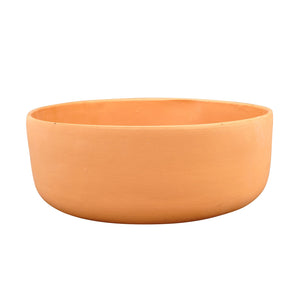 signature buff clay color bowl