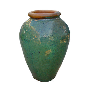 imported chinenese rustic vase