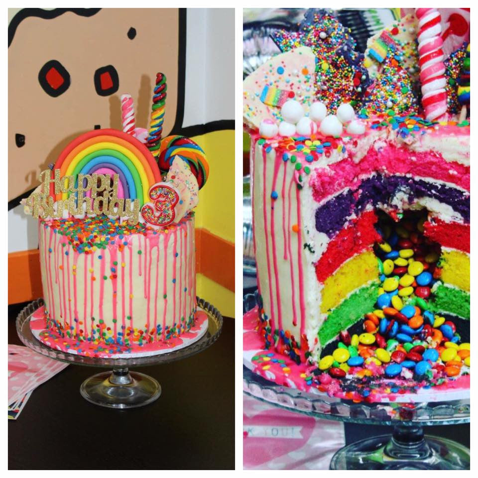 Kid's Birthday Cakes made by you!
