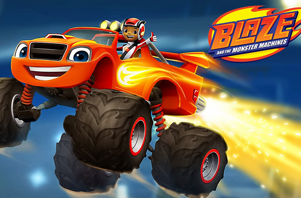 Buy Blaze & The Monster Machines Party Supplies At Build A