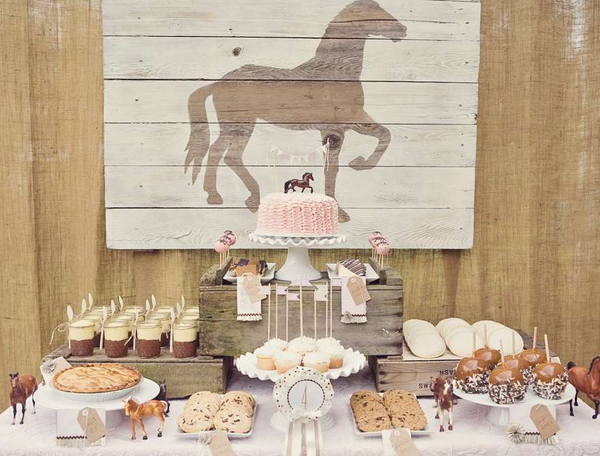 Buy Horse Amp Pony Party Supplies At Build A Birthday Nz