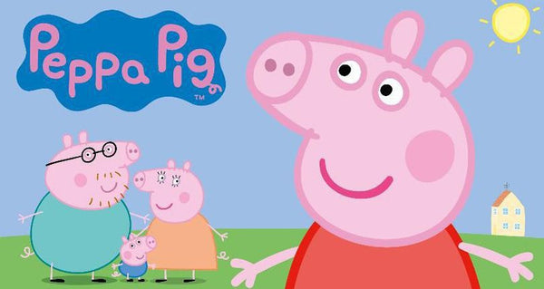 Buy Peppa Pig Party Supplies Online At Build A Birthday NZ