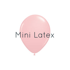 Mini Latex Balloons