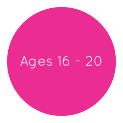 Ages 16 to 20 Balloons