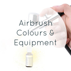 Cake Decorating Airbrush Colours & Equipment