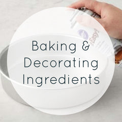 Baking & Cake Decorating Ingredients