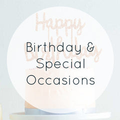 Birthday & Special Occasion Cake Toppers